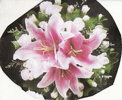 Contoh Rangkaian Bunga Tangan1