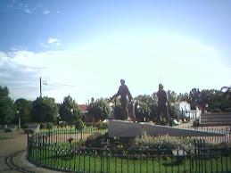 Plaza en Torcuato (Aviación)