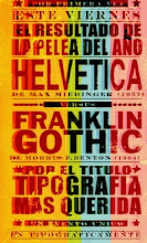 Helvtica, la bestia pop