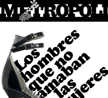METROPOLI COOPER BLACK
