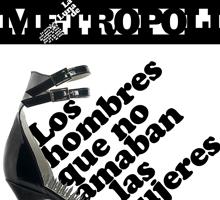 METROPOLI COOPER BLACK