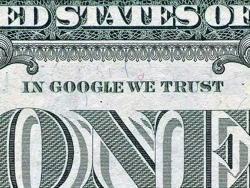 in google I trust