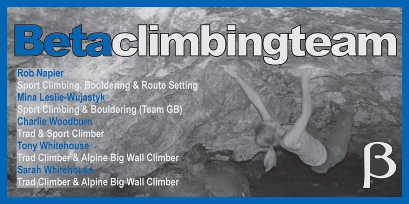 Beta Climbing Team