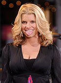 jessica simpson tongue