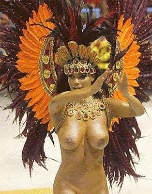Rio Carnival Viviane Castro
