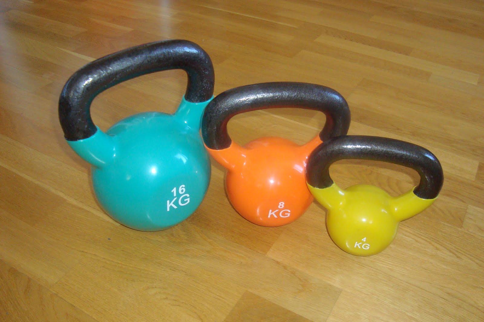 träna med vikter