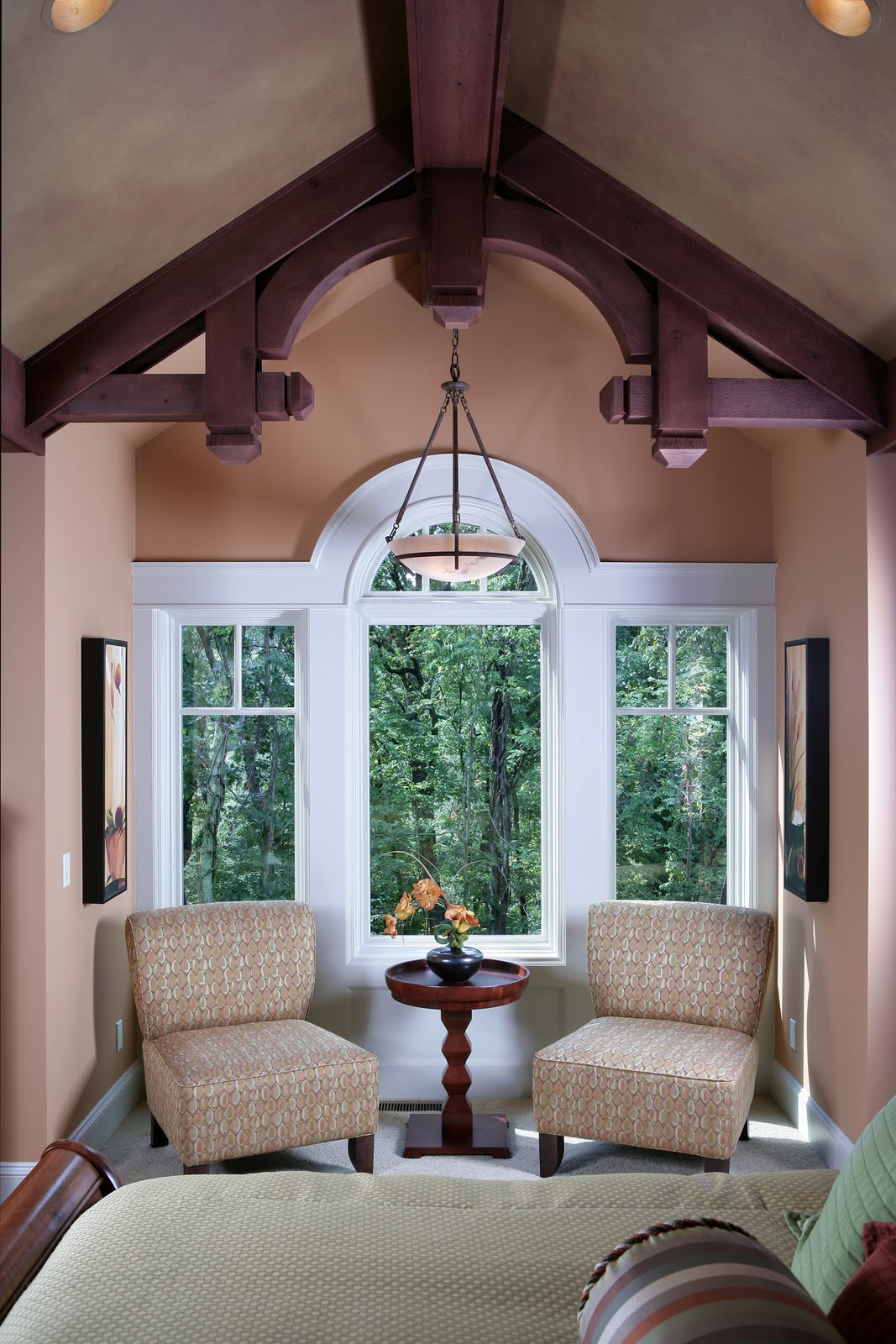 Cathedral ceiling designs joy studio design gallery for Cathedral ceiling trusses