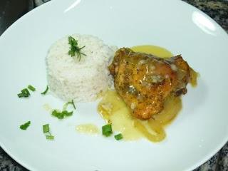receita frango assado