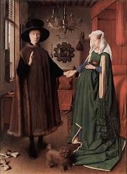 Jan Van Eyck - Casal Arnolfini
