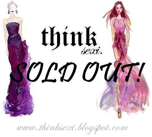 ThinkSexi - Sold Out!