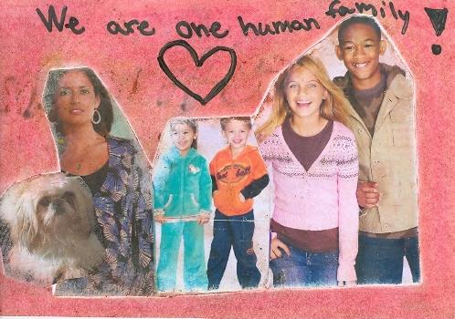 Nataly, Wilson Elementary School, USA, 12/07