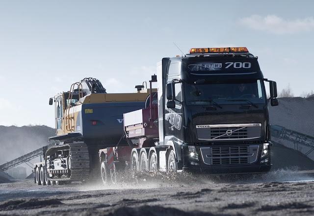 fotos de camiones volvo fh16-1