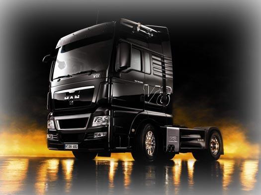 fotos de camiones man 2