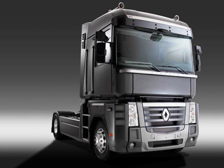 videos de camiones renault magnum 1