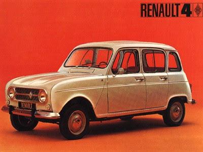 coches de los 80 renault 4 anuncio