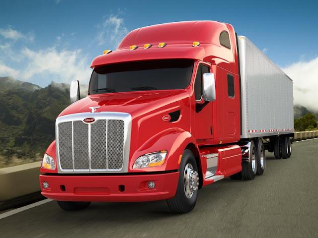 videos de camiones americanos peterbilt 8