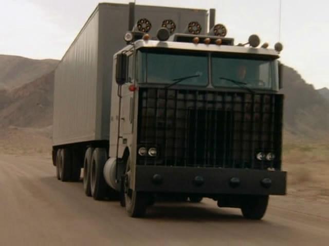 videos de camiones americanos peterbilt knight rider goliat coche fantastico