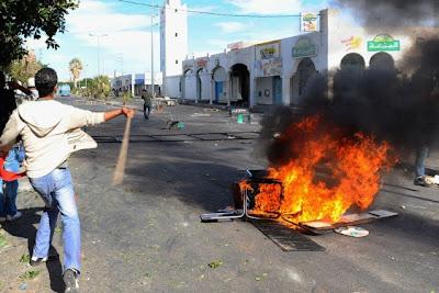 la proxima guerra tunez disturbios