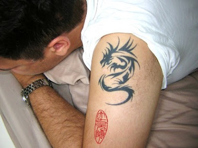 Zen view chinese calligraphy tattoo question of styles for Chinese calligraphy tattoo