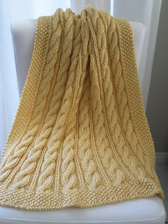 Cable Knit Pattern by Przemek