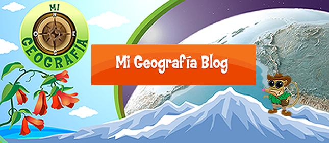 Mi Geografia Chile