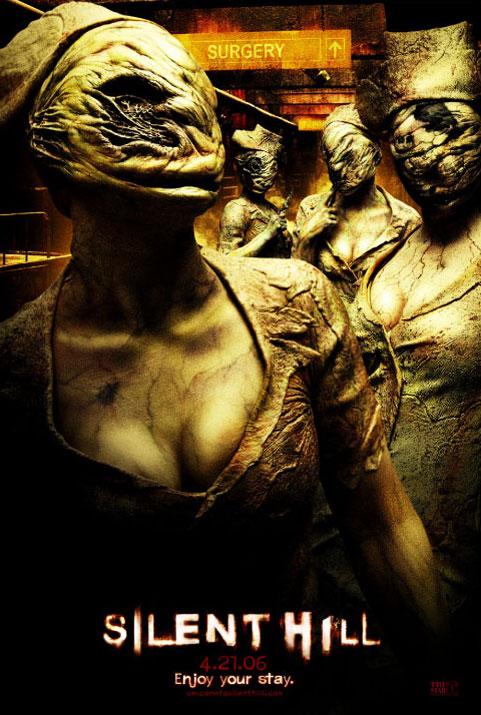 Terror Em Silent Hill DvdRip Dual Audio