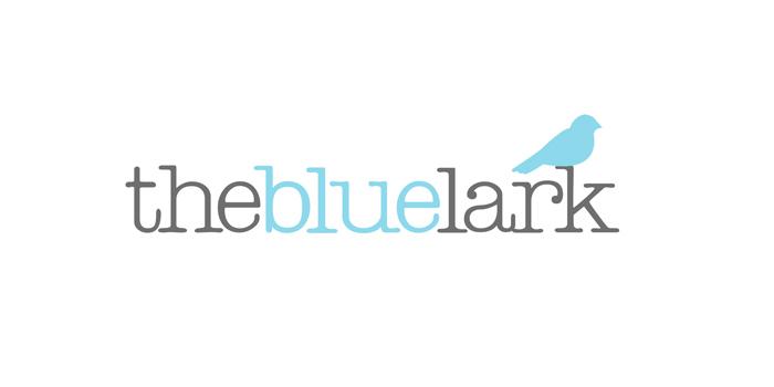 the blue lark