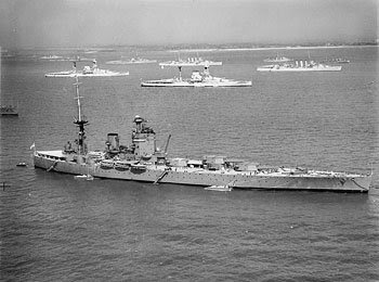 HMS.NELSON HMS_Nelson_off_Spithead_for_the_Fleet_Review