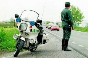 Moto club los jabalies tr fico prohibe a la guardia civil - Guardia civil trafico zaragoza ...