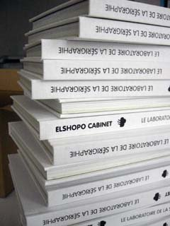 ELSHOPO CABINET
