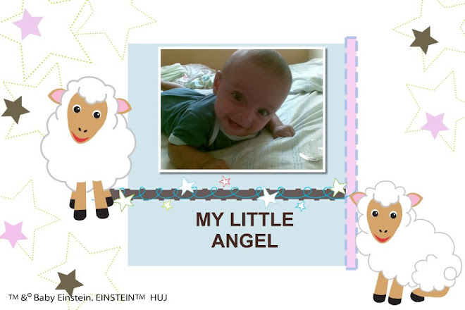 My little angel!