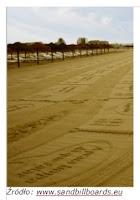 Reklama na piasku