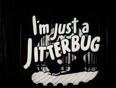 Alttitle on Jitterbug Insect