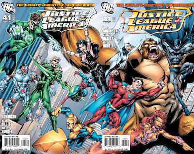 Nueva Justice League y varios Teen Titans son elegidos Justice+Leage+Portada+00