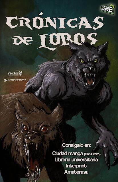 El Zarpe, nueva propuesta de comic costarricense. Afiche+copy