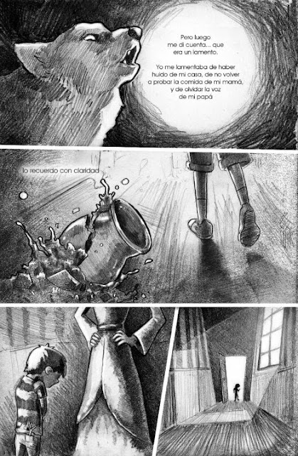 El Zarpe, nueva propuesta de comic costarricense. 04