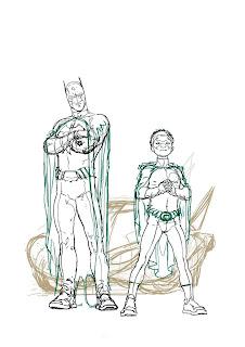 Batman & Robin renacen en edicion de lujo 05