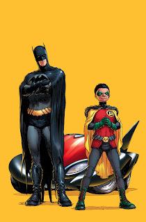 Batman & Robin renacen en edicion de lujo 02