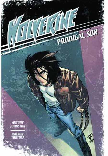 Wolverine Prodigal Son