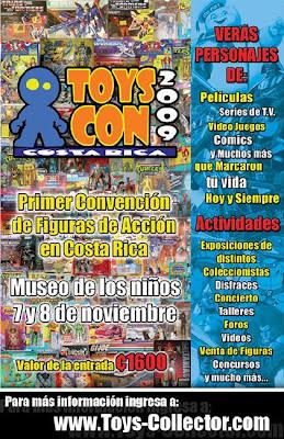 Toys Con - I Convencion de Figuras de Accion en Costa Rica Wksnuz217182-02