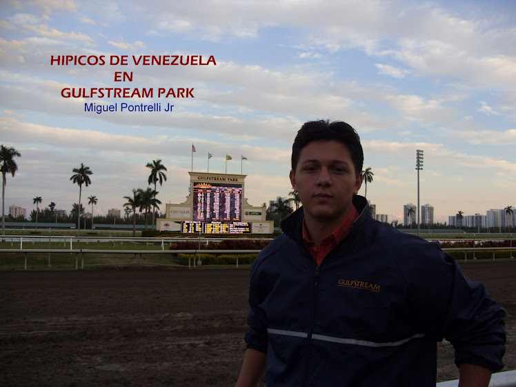 Hípicos de Venezuela en GULFSTREAM PARK