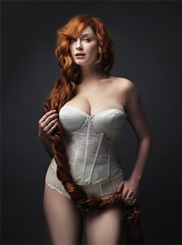 Christina Hendricks Body