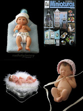 Watch out for featured babies on Miniaturas Magazine #125