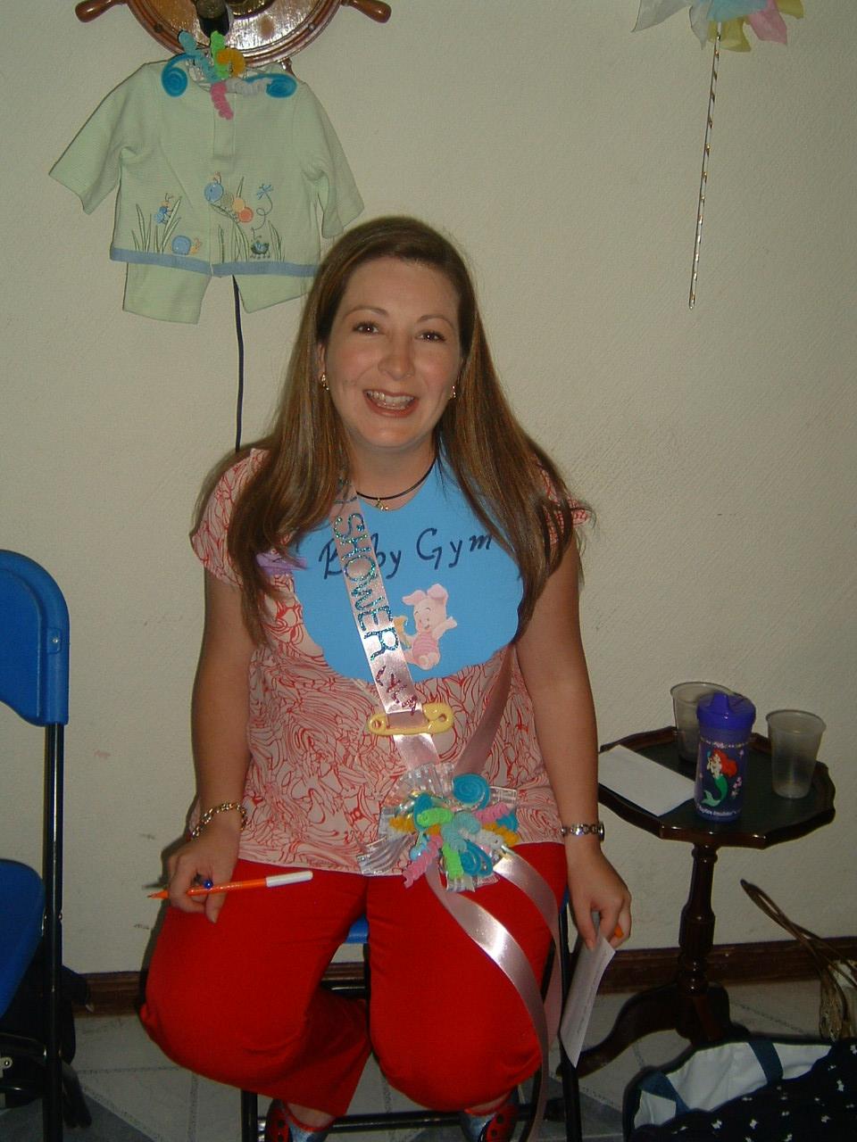 Myruchis: recuerdos para baby shower
