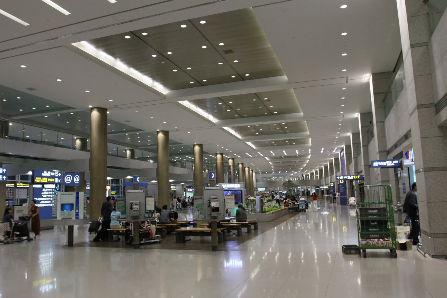 south korea airport 2 - photo #8