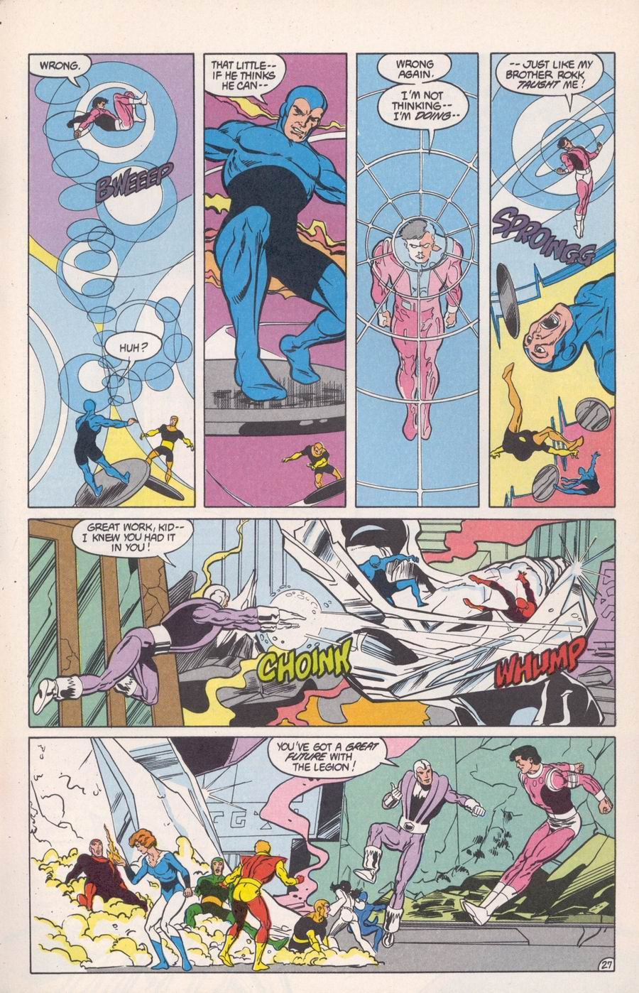 Tales of the Legion Issue #354 #41 - English 28