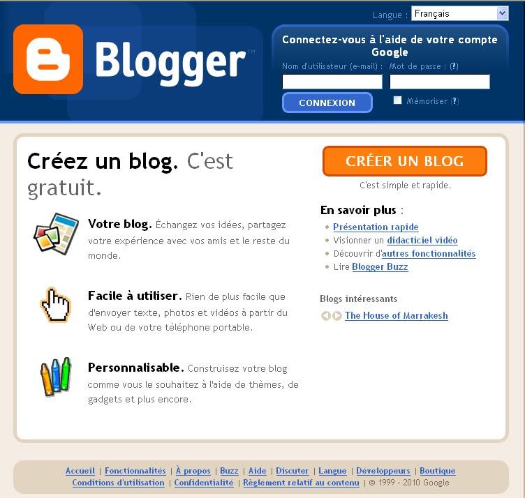 Mes trucs pour blogger cr er un blog sur blogger - Se faire tatouer gratuitement ...