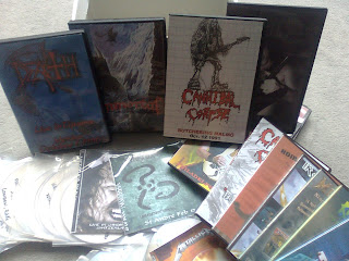 Loud Bootlegs Blog will be up soon, just after these black metal, death metal and heavy metal bootlegs are sorted!