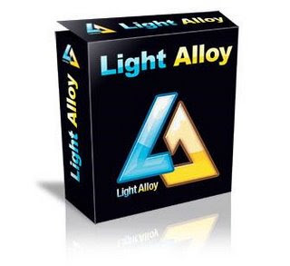 Light Alloy é uma pequena mas poderosa alternativa ao Windows Media Player.