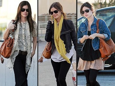 Rachel Bilson Fashion Style Guide on Fashion Line  Edie Rose